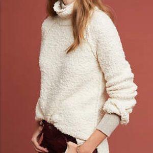 MOTH • coY Anthropologie turtleneck sweater